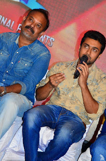 Masss Movie Pressmeet Photos