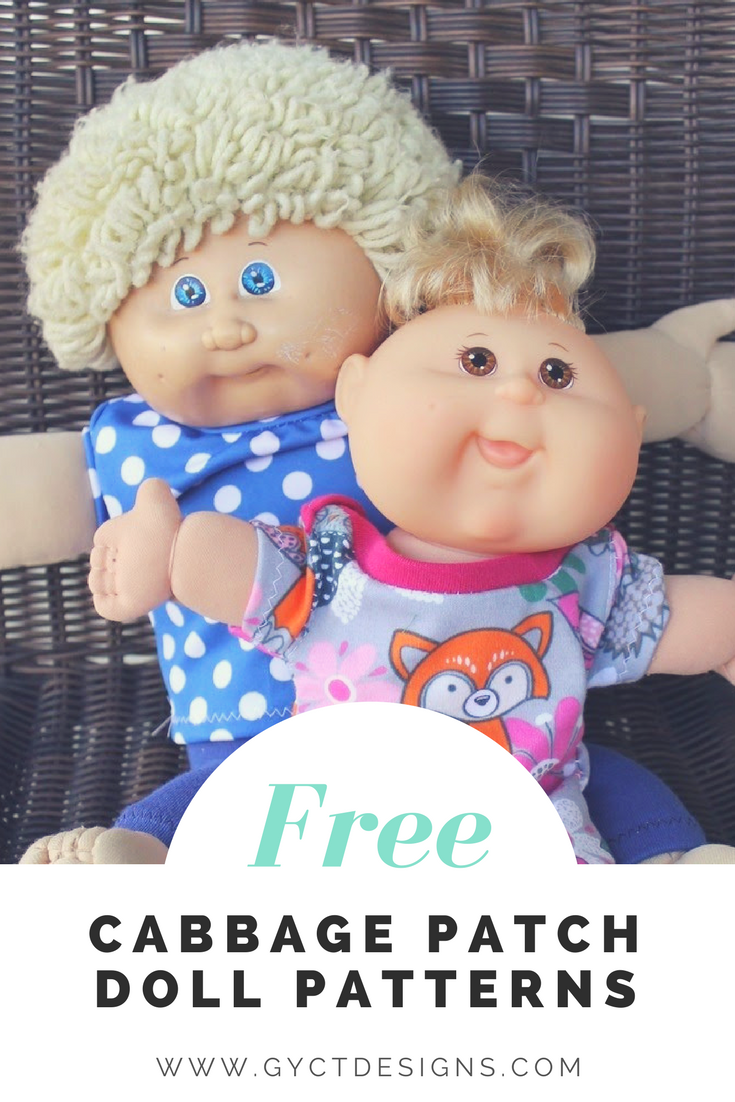 Free Knitting Patterns For Cabbage Patch Dolls Clothes Choice Image ...