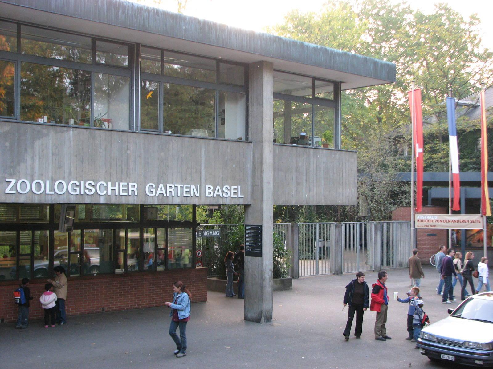 Zoológico da Basiléia - Suíça