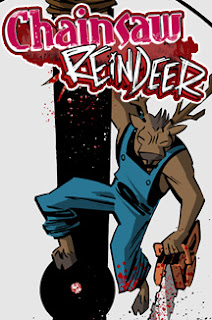 Chainsaw Reindeer