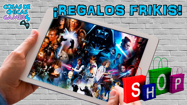 Regalos frikis saga star wars