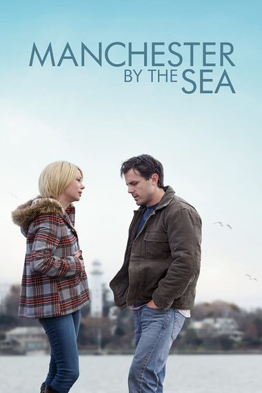 Manchester by the Sea 2016 480p 450MB BRRip Dual Audio