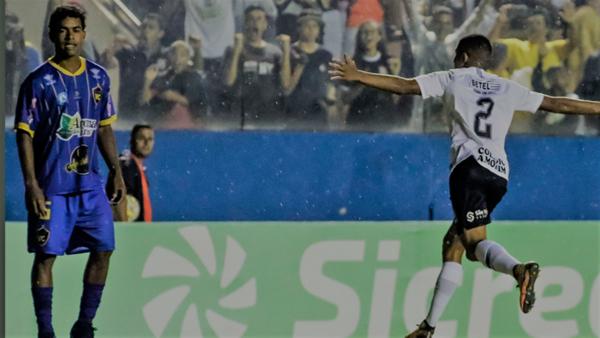 Visão Celeste é goleado pelo Corinthians por 8 a 0 e dá adeus à Copa São Paulo