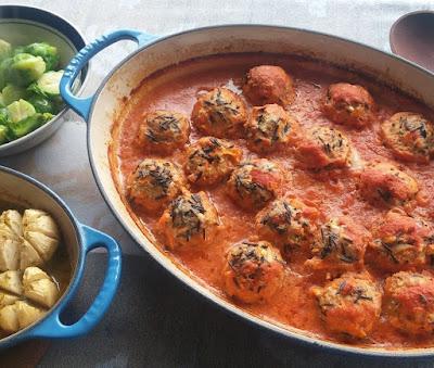Turkey & Wild Rice Meatballs