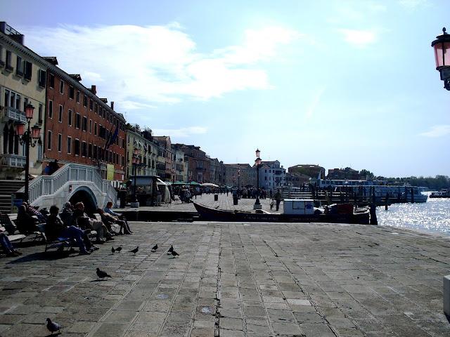 Pristanište u Veneciji