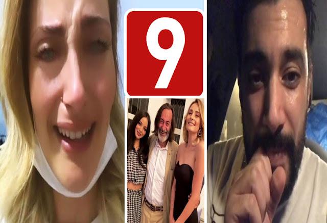 """بلال الباجي :"""" طليقتي رانيا البولاهمي تعرف الي هي مصابة بـ كورونا وحضرت الحفل ... و الفريق في قناة التاسعة الكل عندهم الفيروس""""!"""