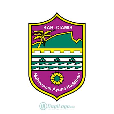 Kabupaten Ciamis Logo Vector