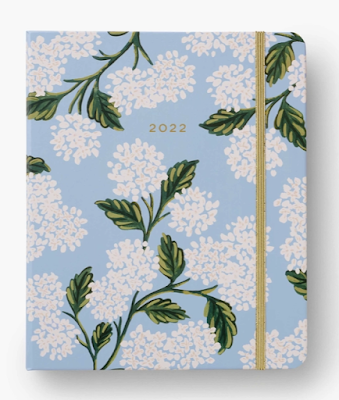 Maryland blogger styleafter40 hydrangea planner rifle paper co