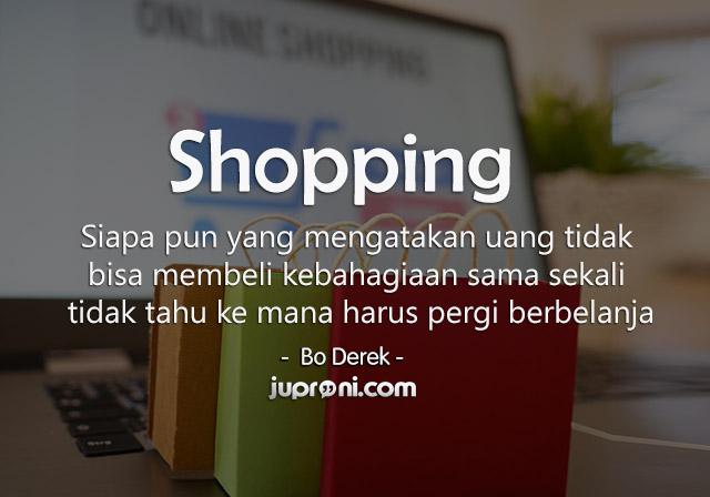 60 Kata Kata Belanja Shopping Lucu untuk Caption Instagram