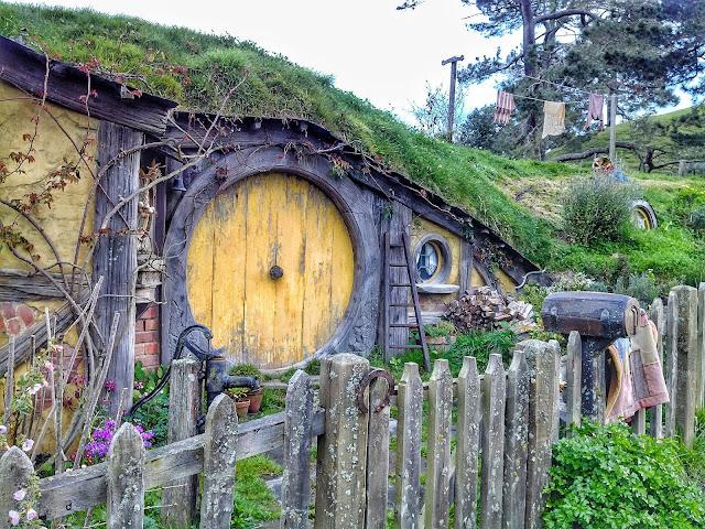 Hobbiton Nueva Zelanda