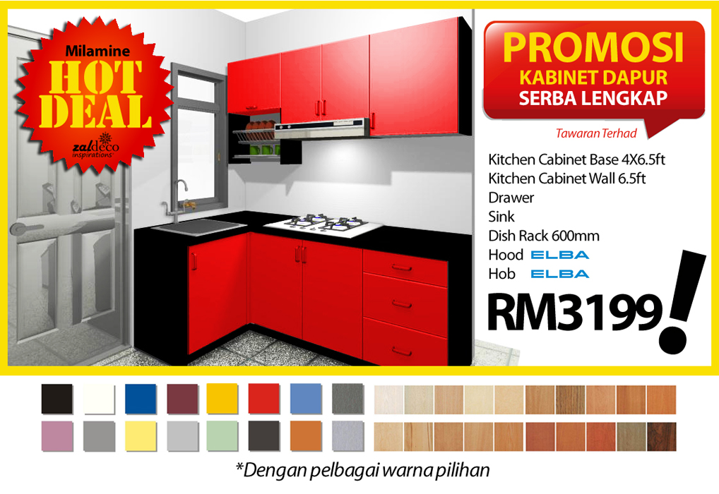 Beautiful Harga Kitchen Cabinet Murah Taste