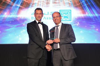 Bank Assafa reçoit le prix de la meilleure banque islamique au Maroc lors de la cérémonie d'IFN Awards à Dubaï