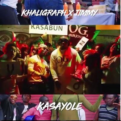Timmy Tdat Ft Khaligraph Jones – Kasayole Video