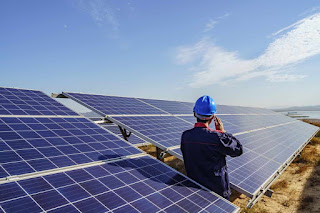 NEOM solar power generators
