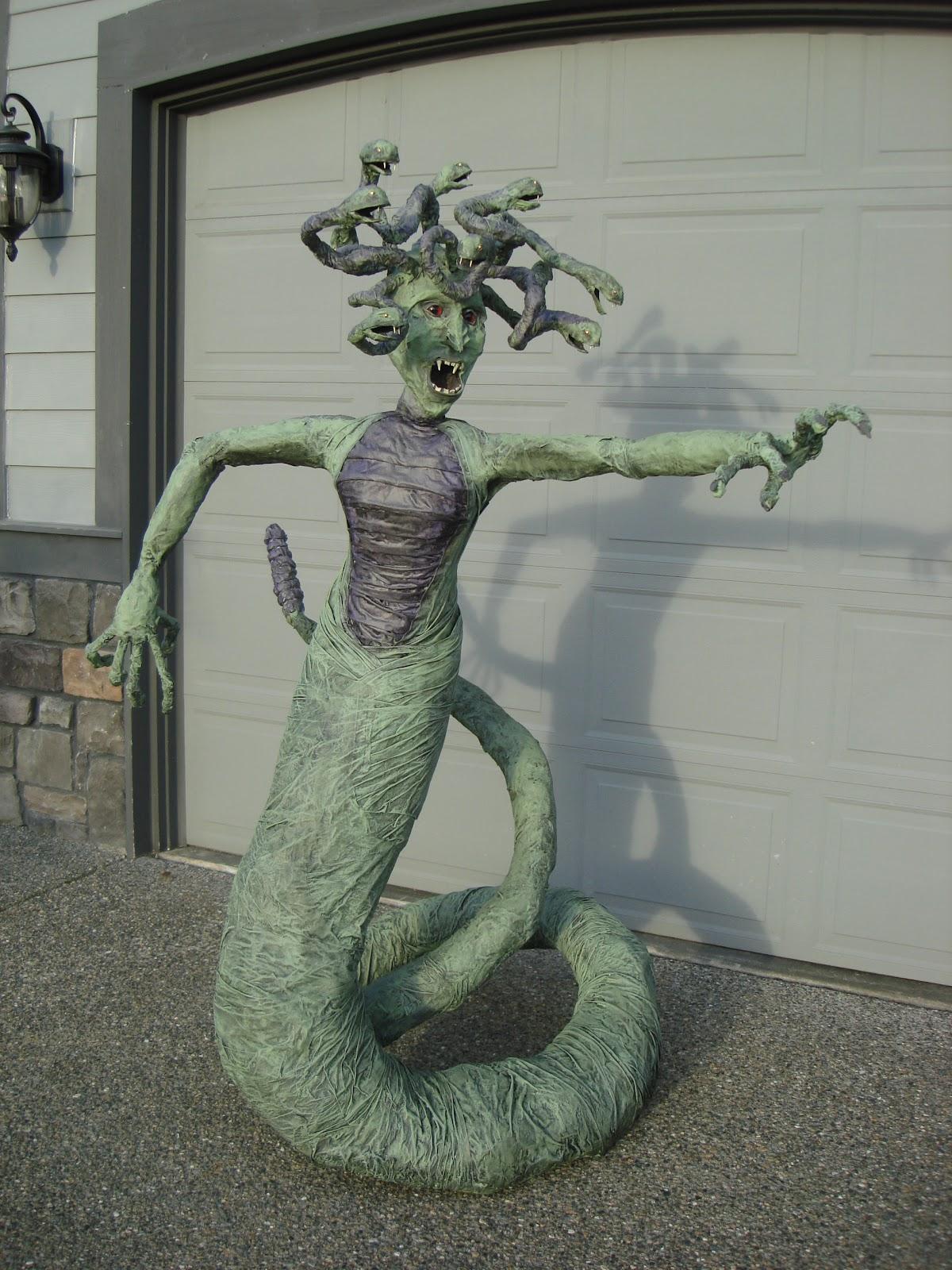 Comparison: Perseus Holding the Head of Medusa