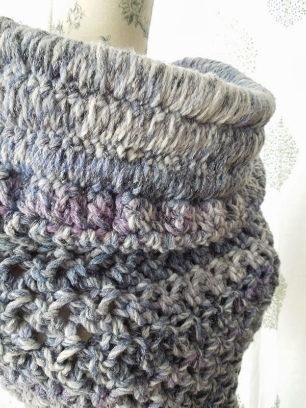 Katniss Inspired Cowl Free Pattern