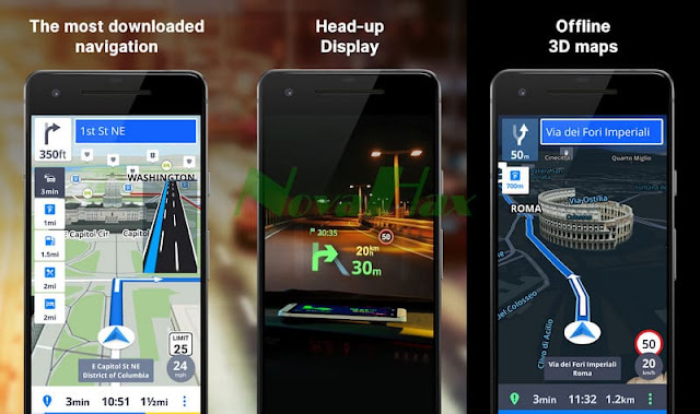Sygic Premium GPS Navigation apk download