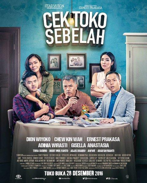 Download Film Cek Toko Sebelah (2016) Full Movie Terbaru
