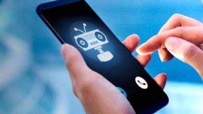 A validação de chamadas da AT&T está sendo lançada em alguns telefones