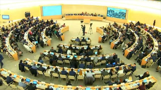 La ONU aprueba una resolución a favor de palestinos