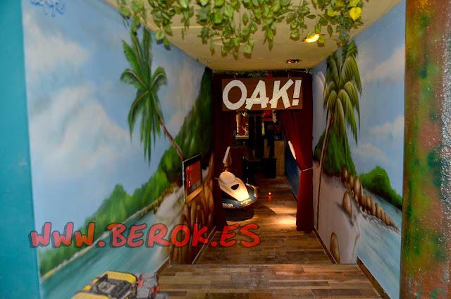 Discoteca Oak Barcelona