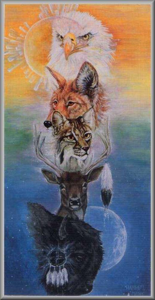 [INFJ] Spirit/Totem Animals |Totem Animal Symbolism