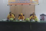 BPKKD Soppeng Gelar Sosialisasi Pengelolaan Barang Milik Daerah