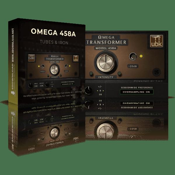 Kush Audio Omega 458A v1.0.7 Full version