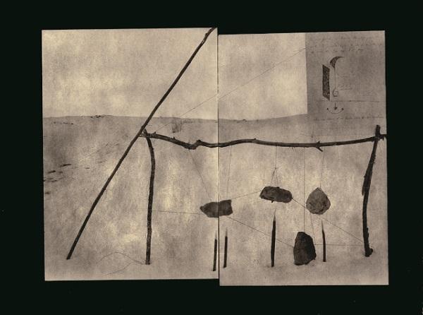 """Laurent Millet """"La Chasse"""", 2002"""