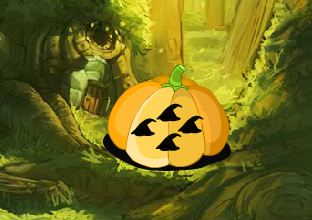 8BGames Fantasy Pumpkin Forest Escape