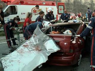 Embriaguez e alta velocidade causaram acidente com três mortos na BR-230