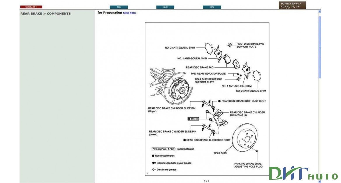 Toyota Online Owners Manuals and Warranty