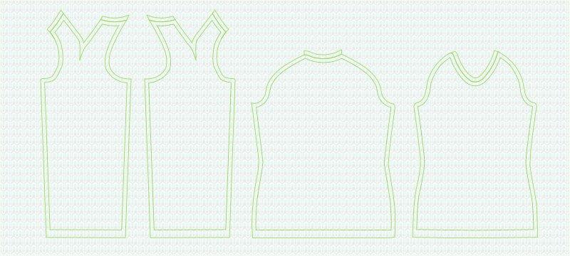 small dreamfactory: Sewing pattern and tutorial Women\'s Raglan T-shirt