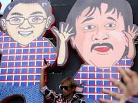 Polling LSI TERBARU: Elektabilitas Ahok-Djarot Melorot Tinggal Seupil Persen