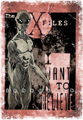 The X Files - John Prisk