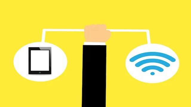 كيفية إصلاح مشكل بطئ الإنترنت على شبكة الواي فاي