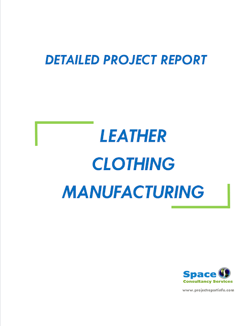 Project Report on Leather Clothing Manufacturing