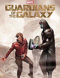 Guidebook to the Marvel Cinematic Universe - Marvel's Guardians of the Galaxy
