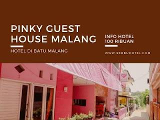 Pinky Guest House Malang | Hotel Di Batu Malang Tarif Mulai 100 Ribuan