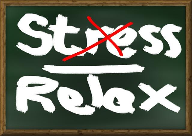 prevent overtraining no stress