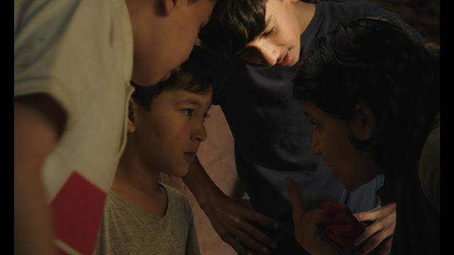short film, Ghazaal