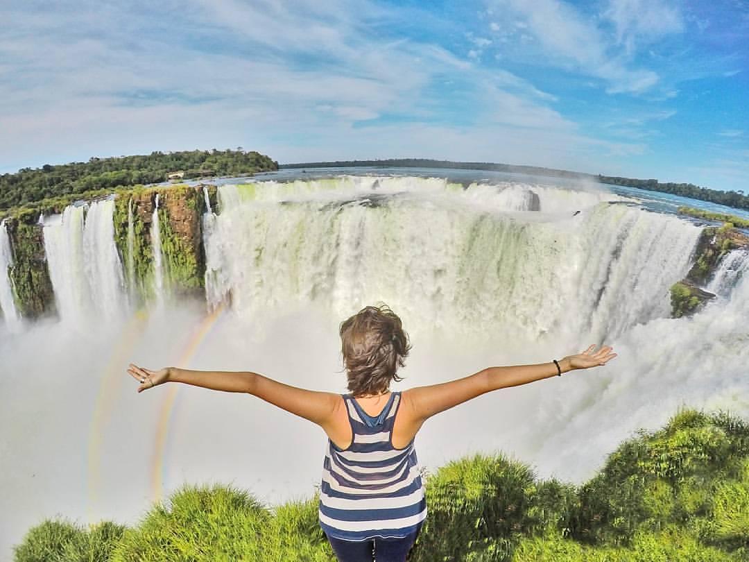 Cataratas del Iguazú - 19 de junio.