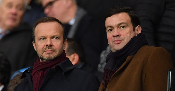 Manchester United must make change for Ed Woodward to deliver promise