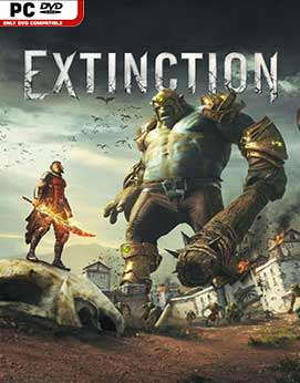 Extinction Deluxe Edition Jogos Torrent Download capa