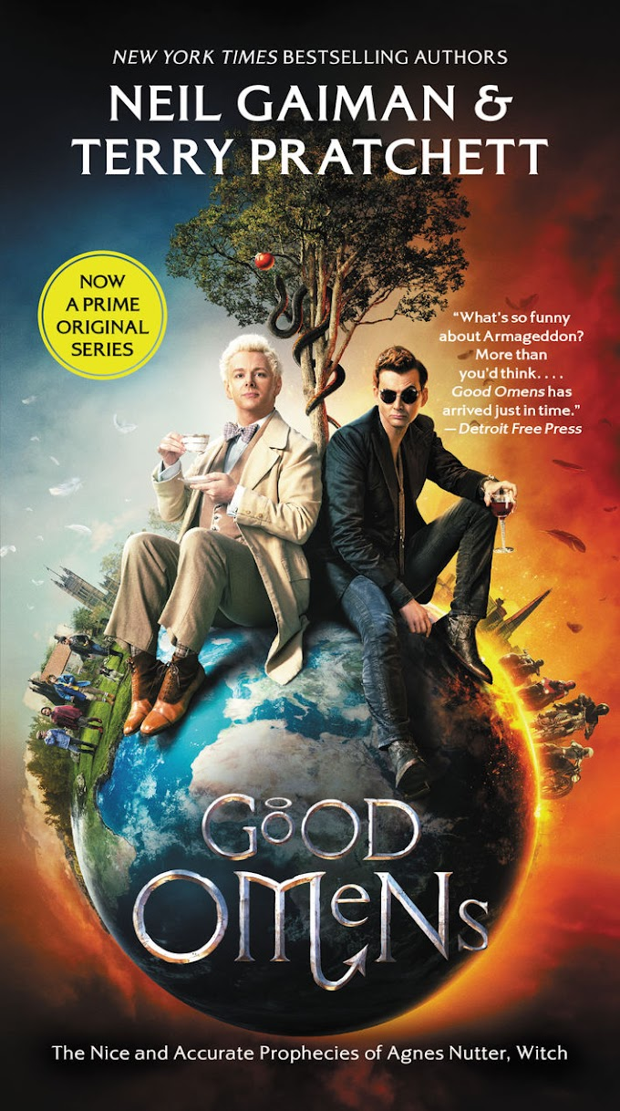 [PDF] Good Omens By Neil Gaiman & Terry Pratchett Free eBook Download and Read Online