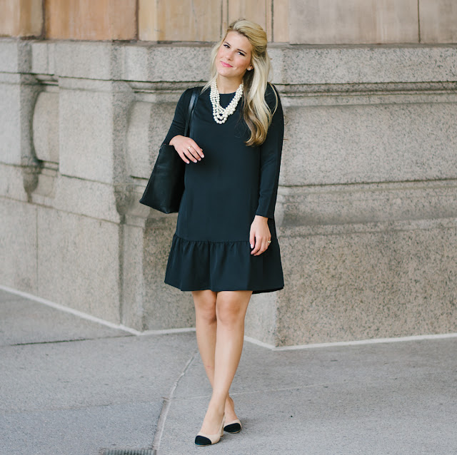 Little Black Dress (Under $100) For Work and Play