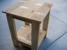 Pallet End Table Plans Pdf Woodworking