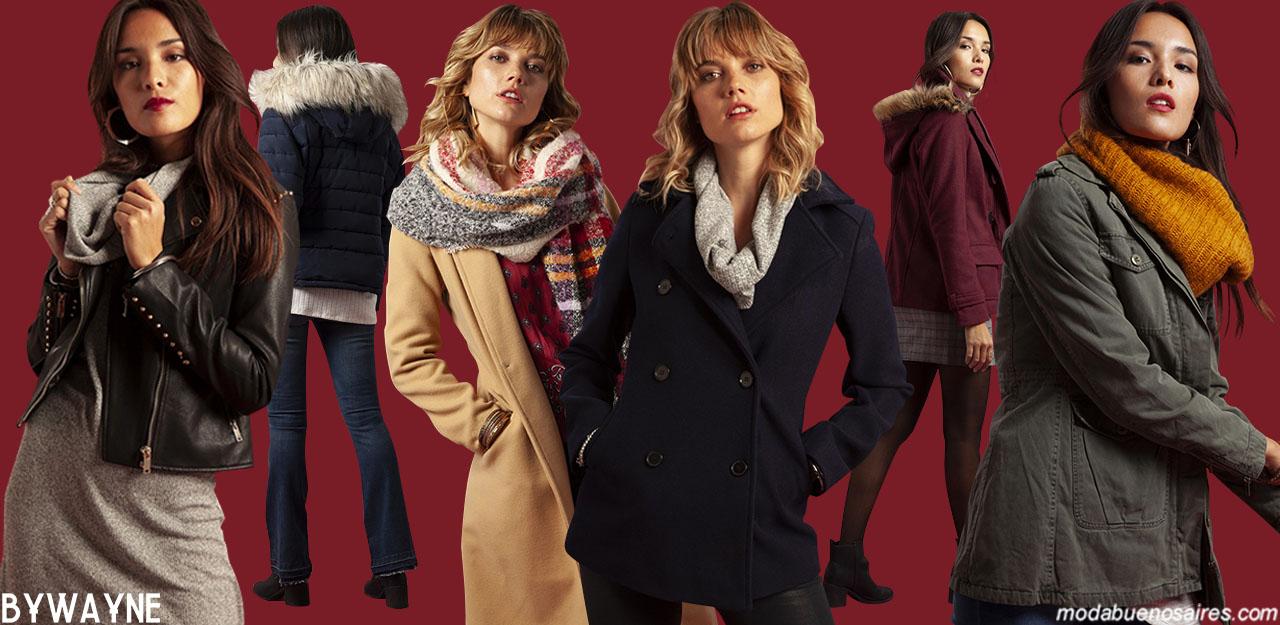 Moda otoño invierno 2019. Looks de moda para mujer otoño invierno 2019. Camperas, sacos y pantalones otoño invierno 2019.