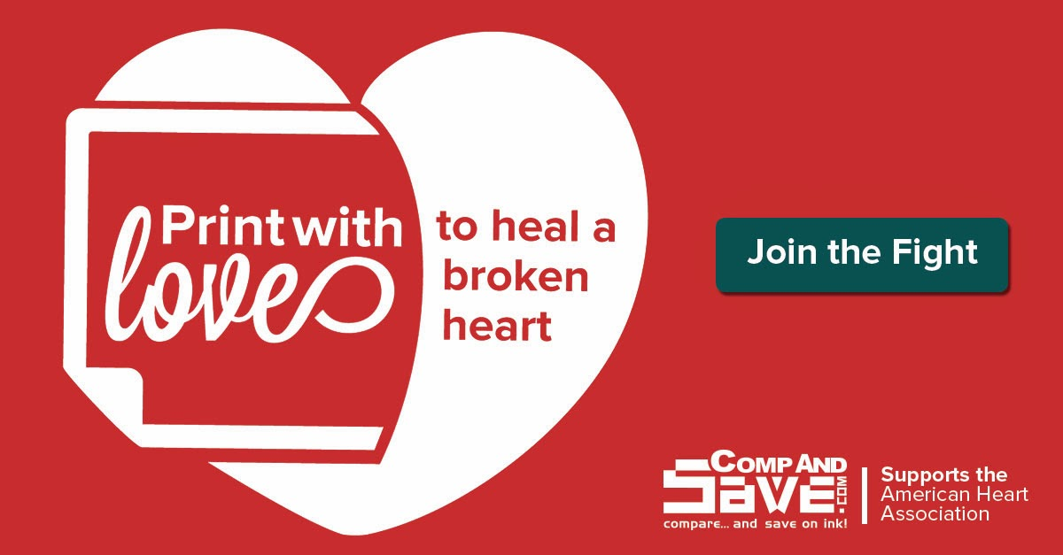 CompAndSave.com Supports the American Heart Association