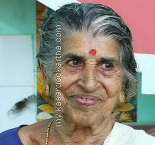 Kerala, News, Obituary, Kavvayi Vellavathukkal Kunjumaniyamma passed away